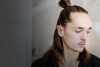 Trendlook: <br />Longhair Men
