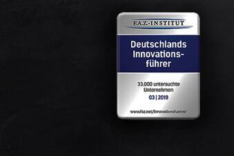 Deutschlands Innovationsführer 2019