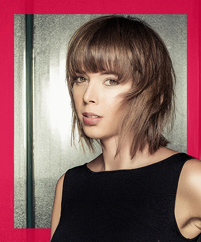 Trend Haircut Woman - by MOSER